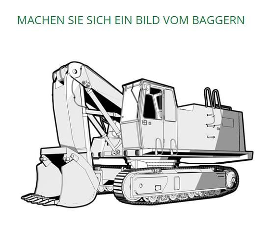 """Abenteuer-Baggerfahren in  Schashagen"""""""